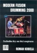 World of drumset rudiments - technika hry na bicí soupravu I - Kobiela Roman