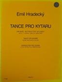 Tance pro kytaru - Hradecký Emil