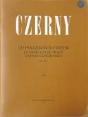 125 pasážových cvičení op. 261 - Czerny Carl