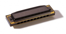 Hohner Pro Harp A - foukací harmonika