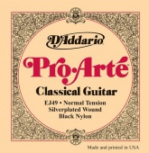 D'Addario EJ 49 - nylonové struny na klasickou kytaru