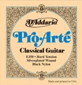 D'Addario EJ 50 - nylonové struny na klasickou kytaru