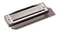 Hohner Silver Star D - foukací harmonika