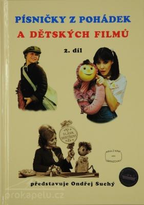 Písničky z pohádek a dětských filmů 2.