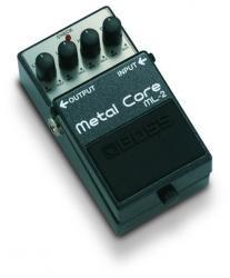 Boss ML 2 - kytarový efekt distortion (metal core)