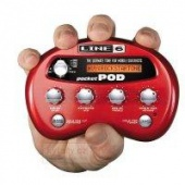 Line 6 Pocket POD - multiefekt