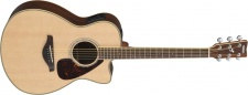 Yamaha FSX 730 SC - elektroakustická kytara