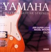 Yamaha EN 09 - kovové struny pro elektrickou kytaru (super light) 9/42