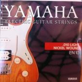 Yamaha EN 10 - kovové struny pro elektrickou kytaru (light) 10/46