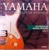 Yamaha EN 11 - kovové struny pro elektrickou kytaru (regular) 11/52