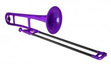 pBone violet - plastový pozoun