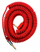 VOX VCC 90 RD - Vintage Coiled kabel