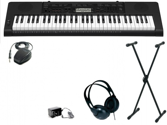 Casio CTK3200 SET 3XSLF