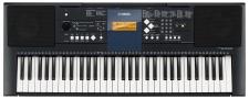 Yamaha PSR E333 - klávesy s dynamikou