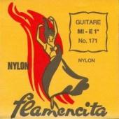 Savarez 170 Flamencita - nylonové struny pro klasickou kytaru (normal tension)