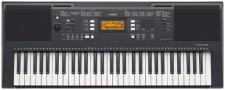 Yamaha PSR E343 - klávesy s audio vstupem