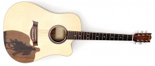 HoRa Wild West Guitar - country kytara