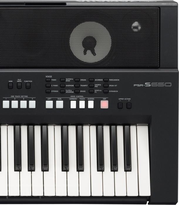 yamaha psr s650 keyboard. Black Bedroom Furniture Sets. Home Design Ideas