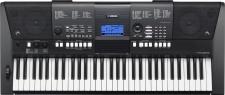 Yamaha PSR E423 - klávesy s dynamikou