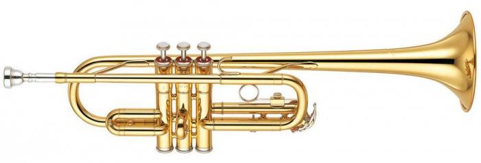 Yamaha YTR 5335 G - trumpeta