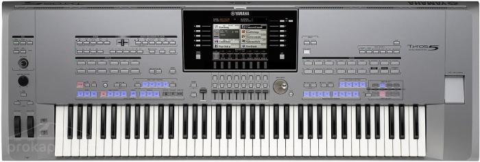 Yamaha Tyros 5-76 - workstation