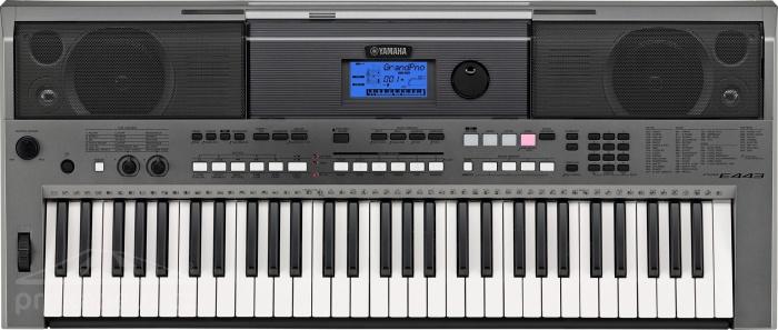 Yamaha PSR E443