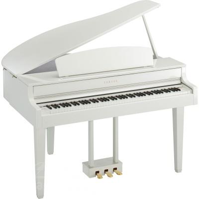Yamaha CLP 565 GP WH - digitálny klavír