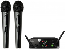 AKG WMS 40 MINI2 vocal dual