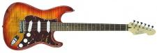 BaCH BST TRAR Burned - elektrická kytara