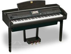 Yamaha CVP 407 - digitální klavír