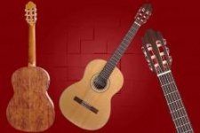 Camps CE 100 cedar - klasická kytara se snímačem