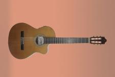 Camps NAC 2 Pro Blend cedar - klasická kytara se snímačem