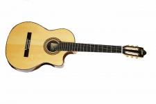 Camps NAC-4-S Pro-Blend spruce - klasická kytara se snímačem