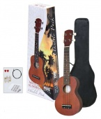 Ukulele Almeria Player SET