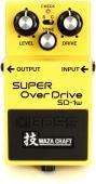 BOSS SD 1W Waza Craft - overdrive