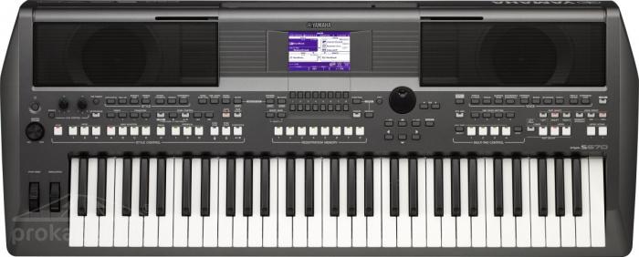 Yamaha PSR S670