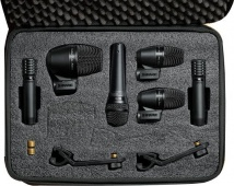 SHURE PGA DRUMKIT 6 - sada mikrofonů
