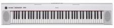 Yamaha NP 32 WH - klávesy s dynamikou