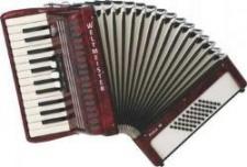 Weltmeister Model Perle 26/48/II/3 - klávesový akordeon