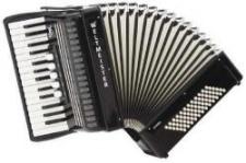 Weltmeister Model Juwel 30/72/III/5 - klávesový akordeon