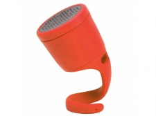 Polk BOOM Swimmer Red - bluetooth reproduktor