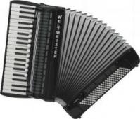 Weltmeister Model Saphir 41/120/IV/11/5 - klávesový akordeon
