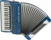 Weltmeister Model Cassotto 374 37/96/IV/11/5 - klávesový akordeon