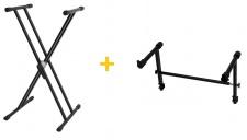 Truver X553 SET 1 - set klávesový stojan + nástavec