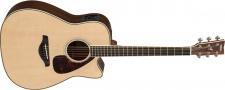 Yamaha FGX 830C NT - elektroakustická kytara