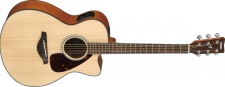 Yamaha FSX 800C NT - elektroakustická kytara