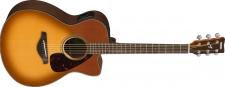 Yamaha FSX 800C SDB - elektroakustická kytara