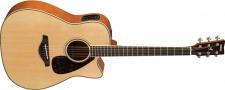 Yamaha FGX 820C NT - elektroakustická kytara
