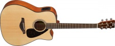 Yamaha FGX 800C NT - elektroakustická kytara
