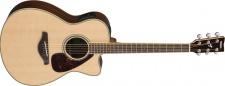 Yamaha FSX 830C NT - elektroakustická kytara